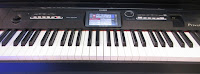 Casio PX360 portable digital piano