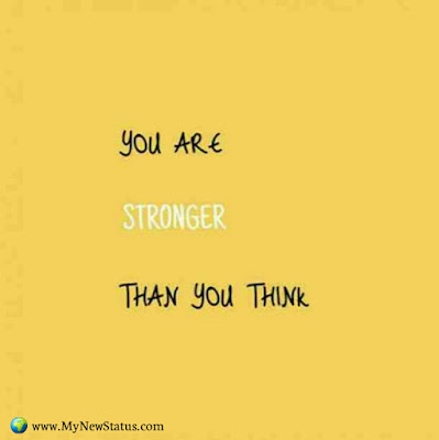 You are stronger than you think #InspirationalQuotes #MotivationalQuotes #PositiveQuotes #Quotes #thoughts