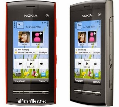 Nokia-5250-Firmware