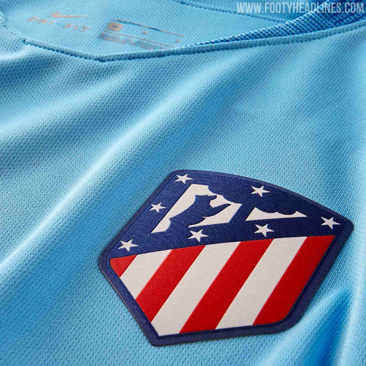 428dddcec +2. Blue is a color that has been used for a lot of Atletico Madrid kits ...
