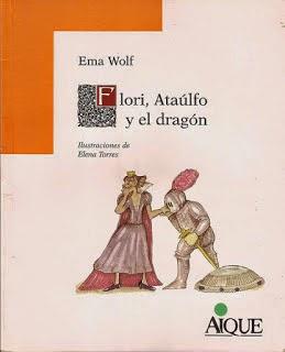 flori ataulfo y el dragon