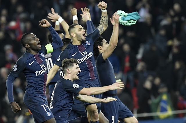 Paris Saint-Germain anulou o trio MSN Foto: AFP/Philippe Lopez)