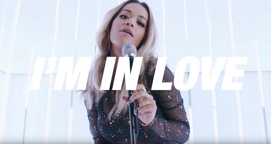 Canzone e Modella TEZENIS Pubblicità I'M IN LOVE Ottobre/Novembre 2017