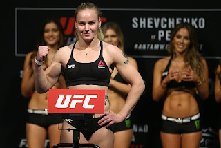 Valentina Shevchenko vs Priscila Cachoeira. Forecast the UFC fight 04.12.2018