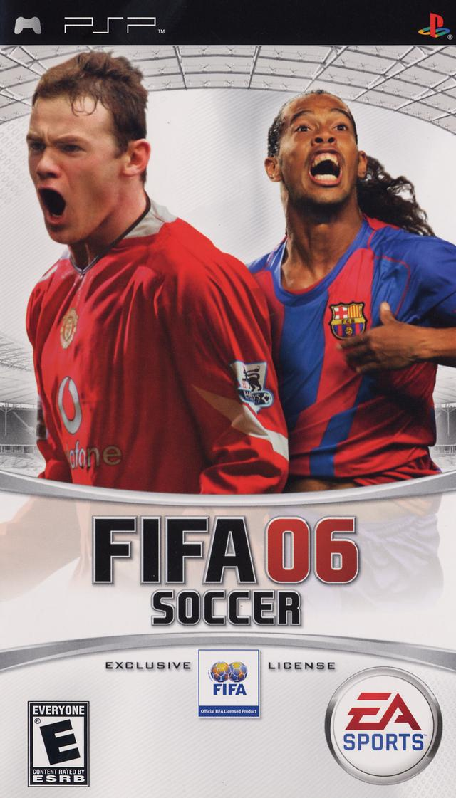 FIFA 06 - Soccer - PSP - ISO Download