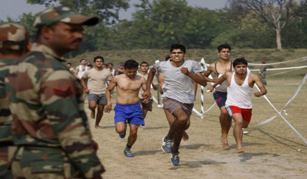 Jammu Army Rally, Indian Army Rally, Open Bharti Rally