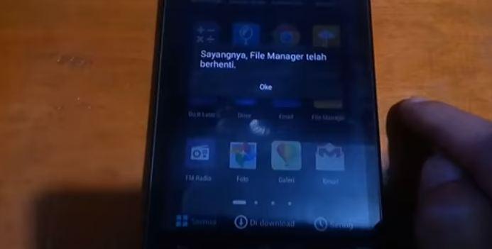 Sukses 100% Cara Flash Smartphone Asus Zenfone 5 Via Adb