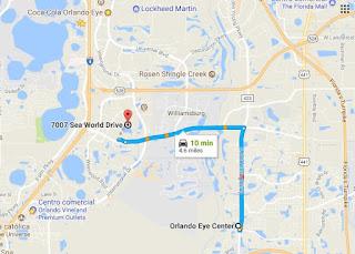Como llegar a SeaWorld Orlando Florida