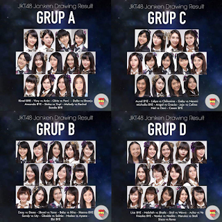 Group Janken Senbatsu Competition JKT48 2016