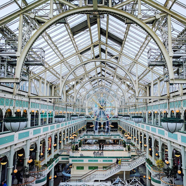 One Day in Dublin City Itinerary: Stephen's Green Shopping Centre