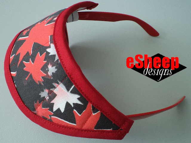 Sunglasses Visor by eSheep Designs