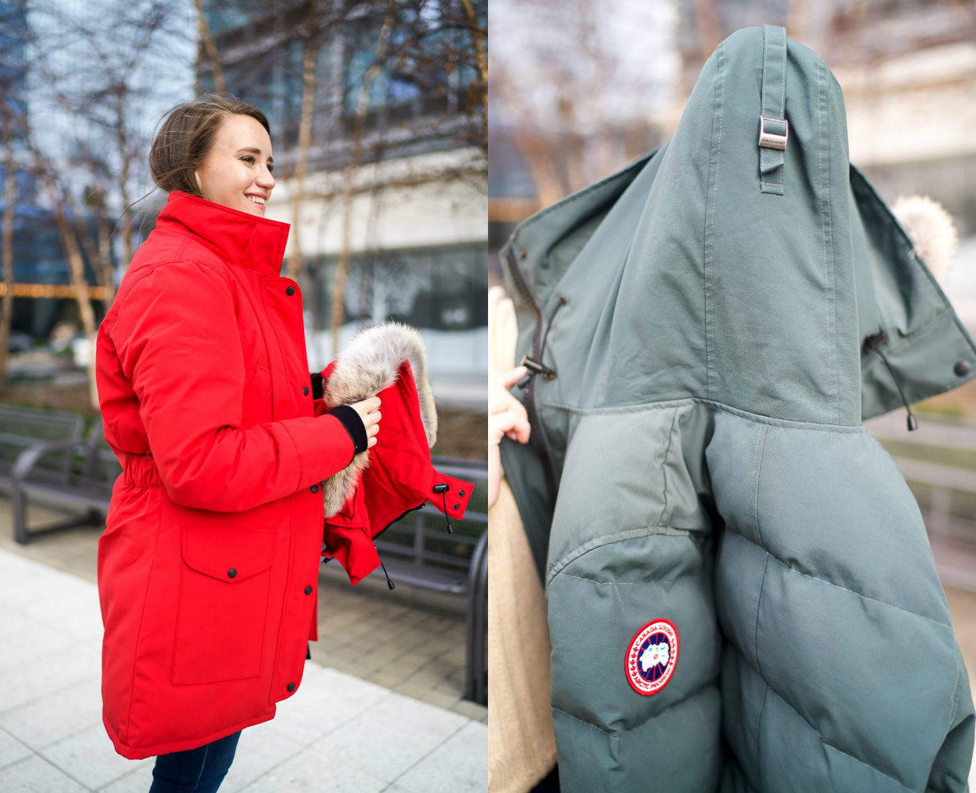 Canada Goose Review  Trillium vs Shelburne Parka  5a2d24784