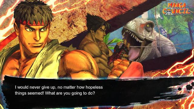 Street Fighter X Tekken Save Game d
