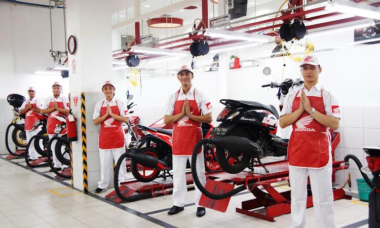 Tingkatkan Layanan, Astra Motor Rilis Daftar Dealer dan Bengkel Resmi di Kalimantan  Barat