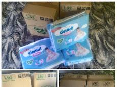 Genki diapers harga berpatutan di Lazada