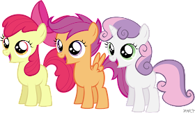 """New Pony Episode """"Fault in Our Cutie Marks"""" with Subtitles Now in HD"""