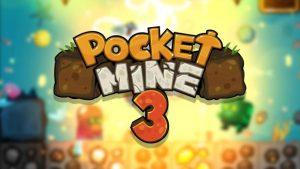 Pocket Mine 3 v3.0.1 (Mod Money)