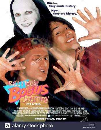 Bill & Ted's Bogus Journey 1991 Full English Movie Free Download