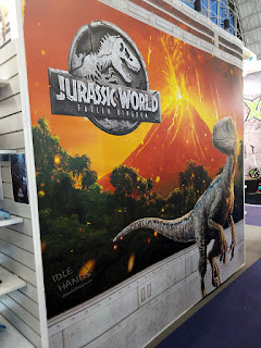 Toy Fair 2018: Jurassic World: Fallen Kingdom