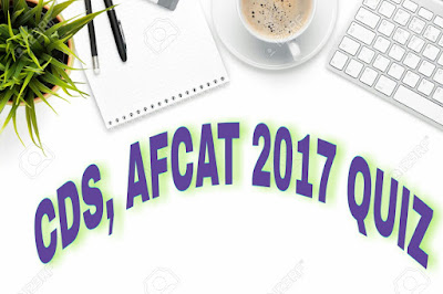 CDS, AFCAT, SSC CGL 2017: General Science Quiz