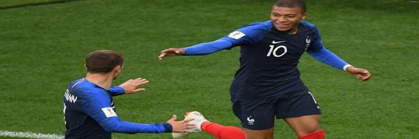 موعد مباراة فرنسا والدنمارك اليوم الثلاثاء 26-6-2018