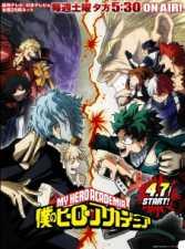 Boku no Hero Academia 3 – Todos os Episódios Legendado