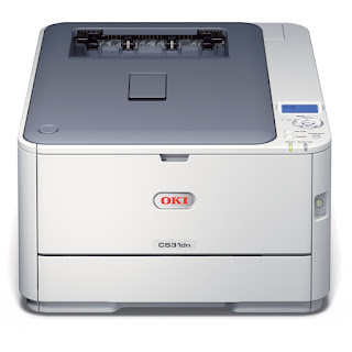 Oki Data C531dn Digital Color Printer Review and Driver Download