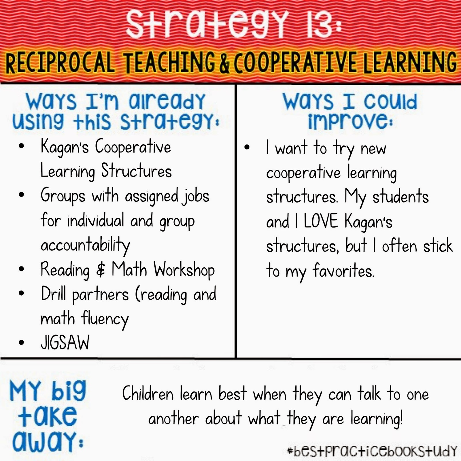 Learning Strategies: Worksheets Don't Grow Dendrites