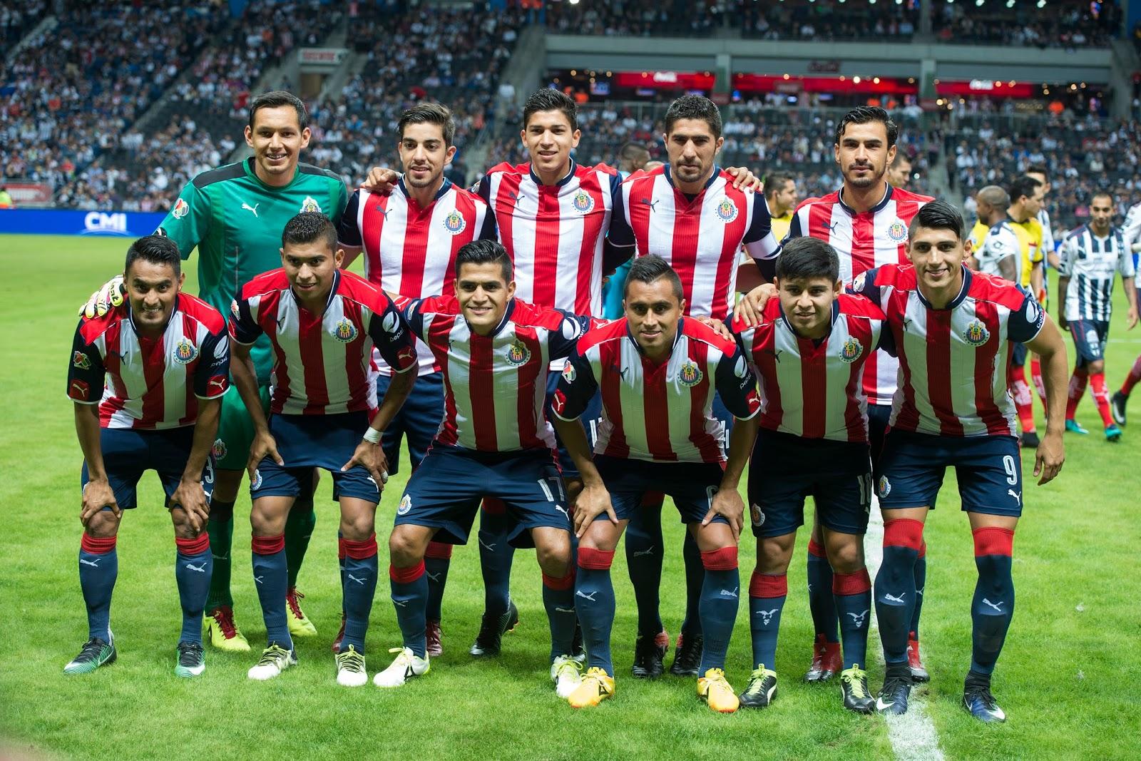 El Club Deportivo Guadalajara.