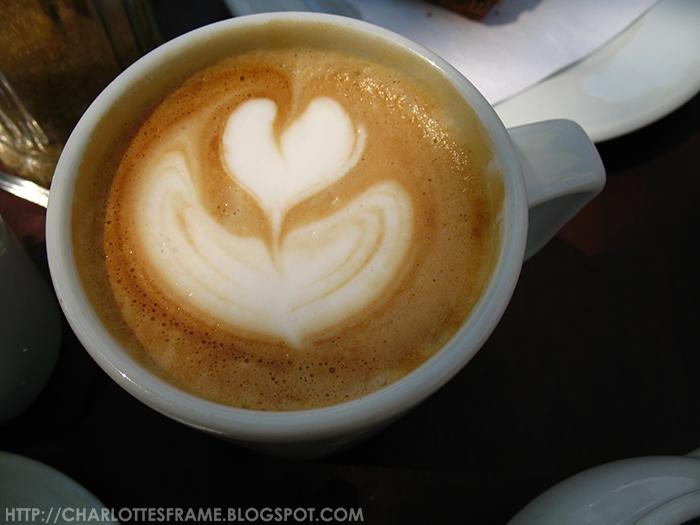 Boston Tea Party, Bath, Cappuccino