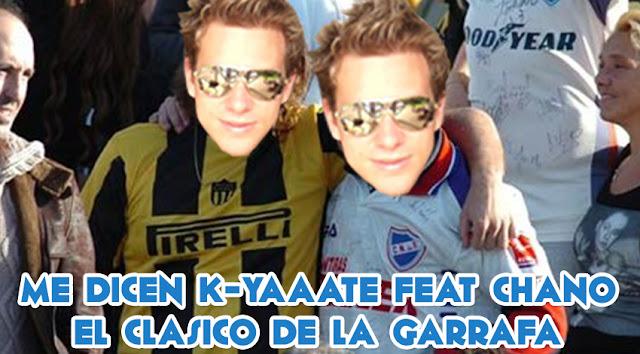 Humor garrafa clásico Peñarol-Nacional 2016