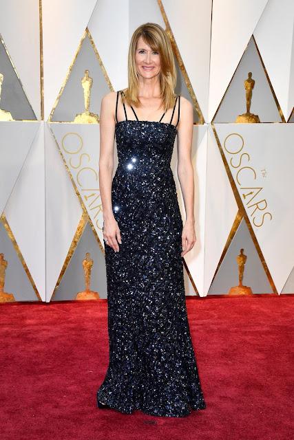 Laura Dern Oscars 2017