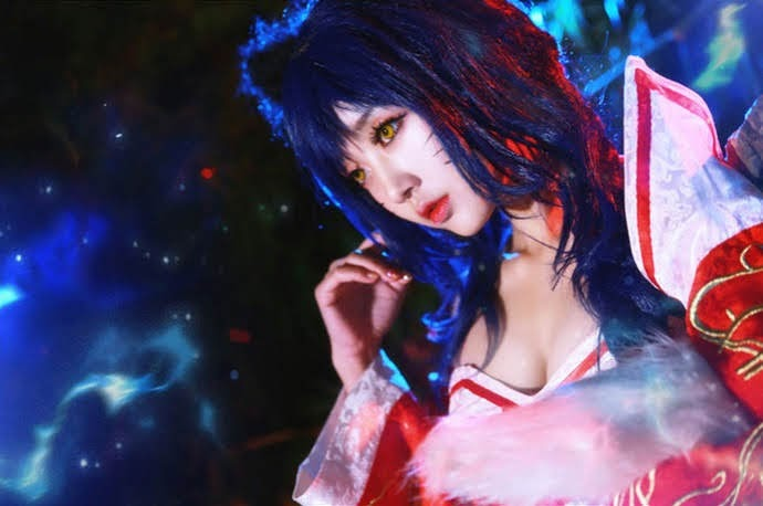Cosplay Ahri - League of Legends P4