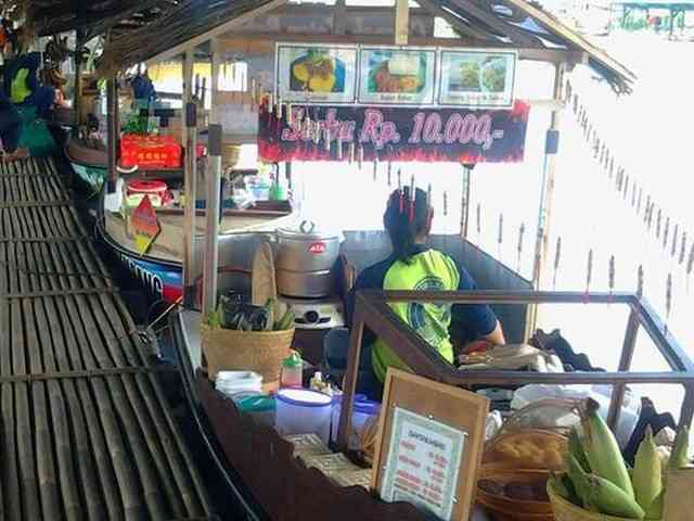 Floating Market Wisata Lembang Bandung