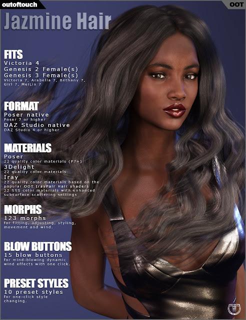 Jazmine Hair