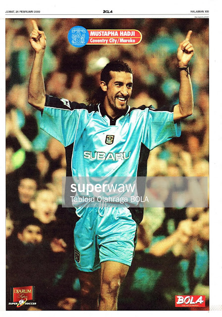 POSTER MUSTAPHA HADJI COVENTRY CITY