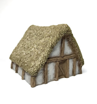 1 x Thatched Dwelling