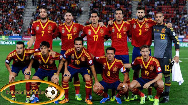 Tim nasional Spanyol_Rahasia Judi Bola