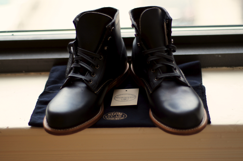 741583c0e8d 1973 CL360 Cafe Racer and Wolverine 1000 Mile Boots | ANCHOR DIVISION