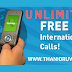 How to make unlimited free international free calls in your Android mobile phone?