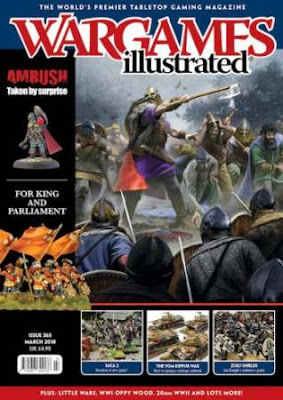 Wargames Illustrated 365, March 2018