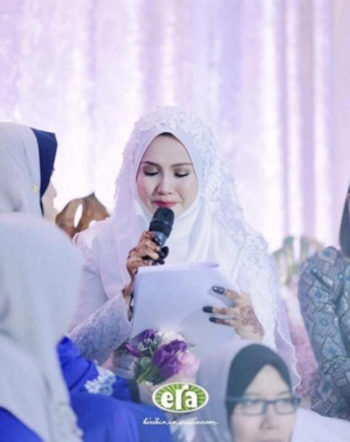 Shahrol Shiro Sah Bergelar Suami Nor Farhanah Syamimi