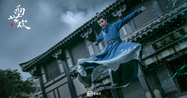 Past Life and Life cdrama Alan Yu Menglong