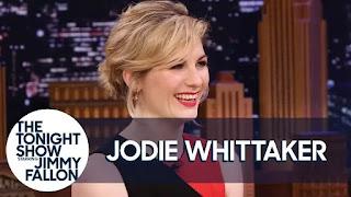 Jodie Whittaker fala sobre ser bem-vinda ao universo Doctor Who