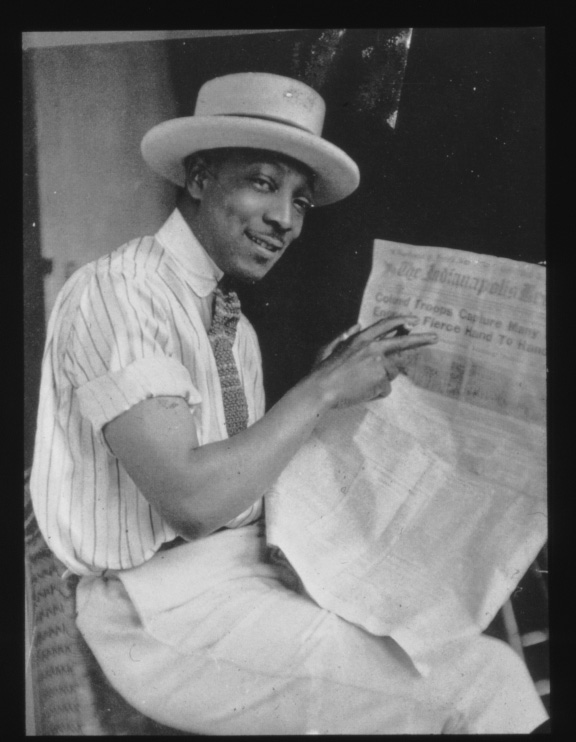 James Van Der Zee - Harlem Renaissance Photographer