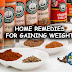 5 Home Remedies for Gaining Weight in 10 Days