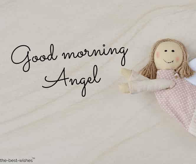 good morning angel pic hd
