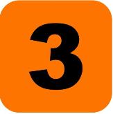 digit 3 icon