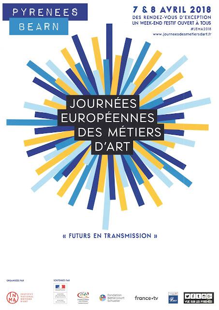 Journées européennes des Métiers d'art en Béarn 2018