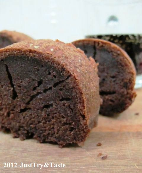 Resep Chocolate Cola Cake